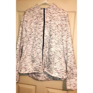 XL zip up hoodie